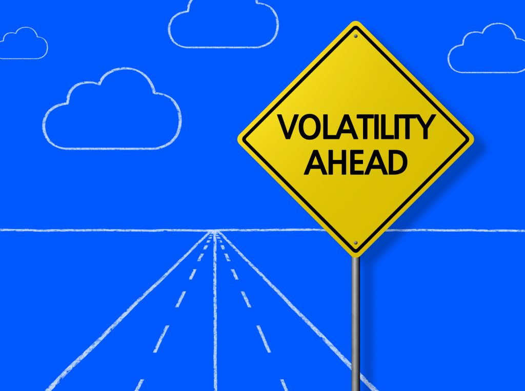 Low Volatility Won't Last Forever |