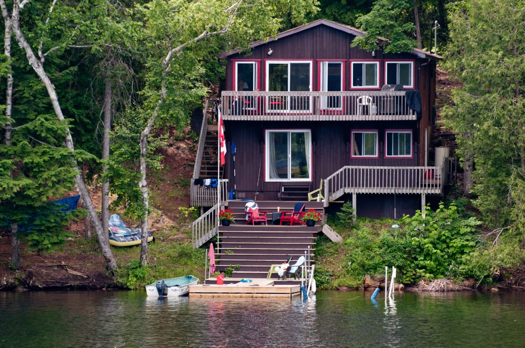 Paying Capital Gains Tax On a Jointly-owned Cottage |