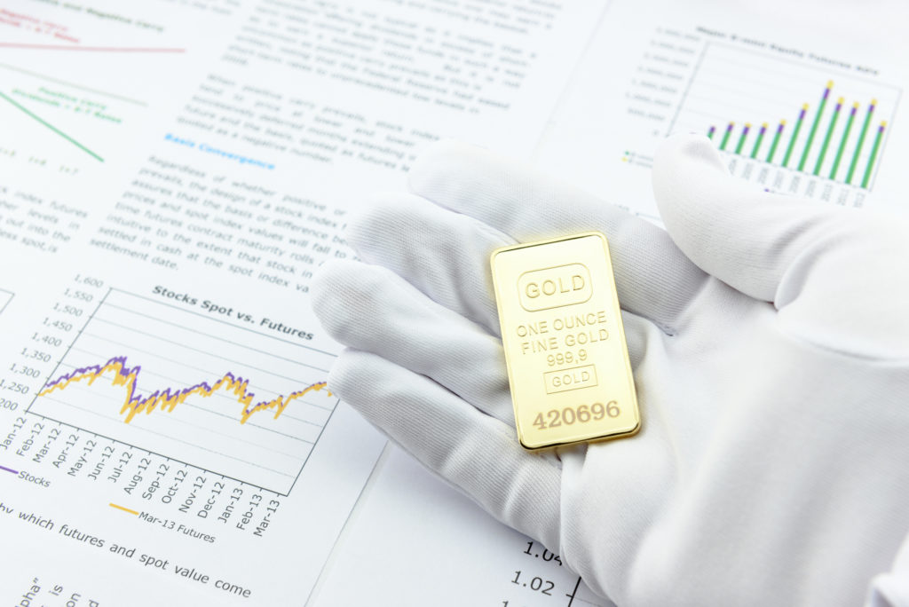 Gold Might Be Only Safe Investment in 2018 | DIY Investor Resources