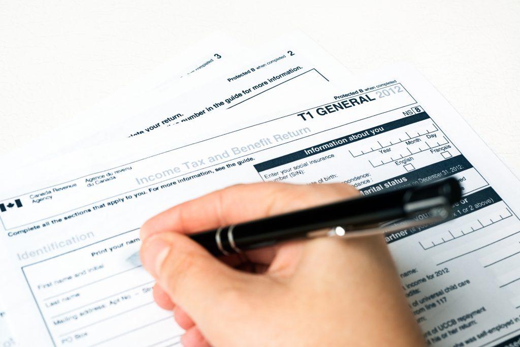Canadian Tax Filing Deadline Dates   BMG DIY Investor