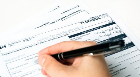 Canadian Tax Filing Deadline Dates
