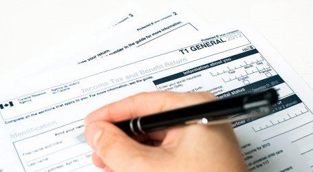 Canadian Tax Filing Deadline Dates