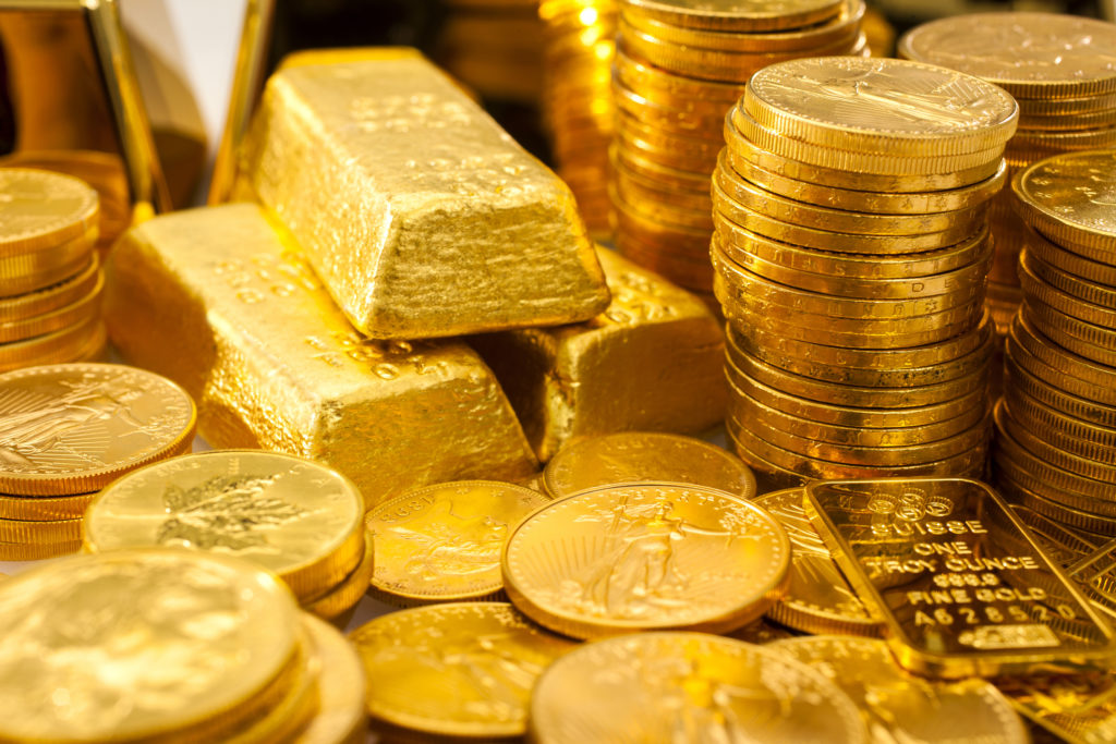 Gold Opens 2019 With Fanfare | DIY Investor Resources