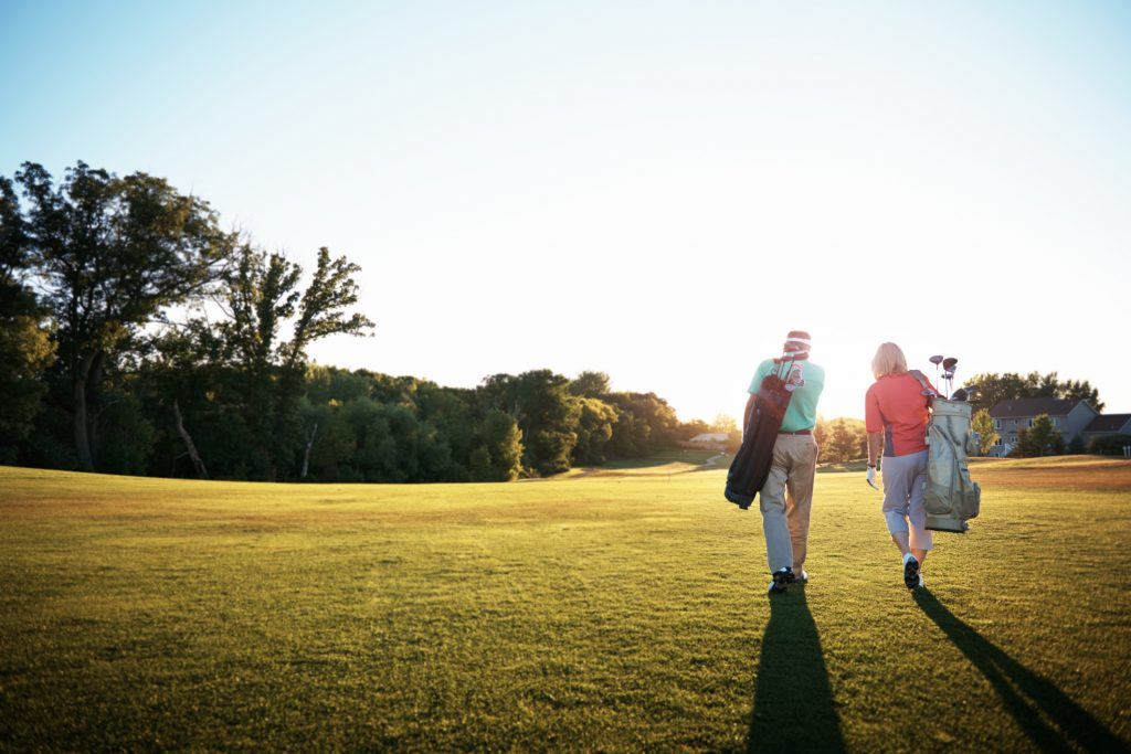 Thirty-something Couple, With a $1,000 A Month Golf Habit, Want to Retire By 55. Can They Do It? BMG DIY Investor