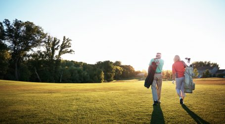 Thirty-something Couple, With a $1,000 A Month Golf Habit, Want to Retire By 55. Can They Do It?