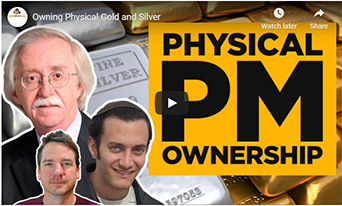 Physical Ownership of Precious Metals Nick Barisheff & Rafi Farber