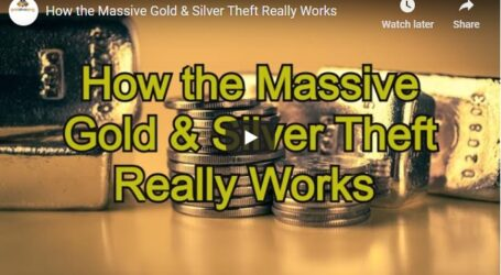 Nick Barisheff | How the Massive Gold & Silver Theft Really Works
